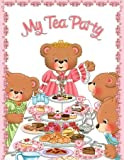 My Tea Party: Personalized Book