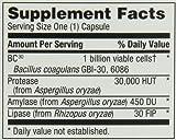 Digestive Advantage Probiotics-Intensive Bowel Support Probiotic Capsules-Survives 100x better than yogurt and leading probiotic-96 Capsules