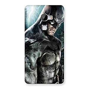 Impressive Premier Knight Force Multicolor Back Case Cover for LeTv Le Max