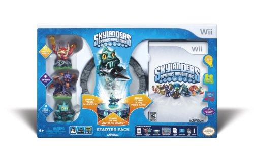 Skylanders Spyro's Adventure Starter Pack (Wii)