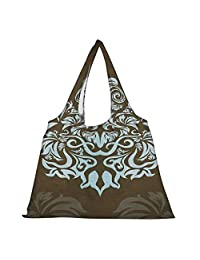 Snoogg High Strength Reusable Shopping Bag Fashion Style Grocery Tote Bag Jhola Bag - B01B96V3V8