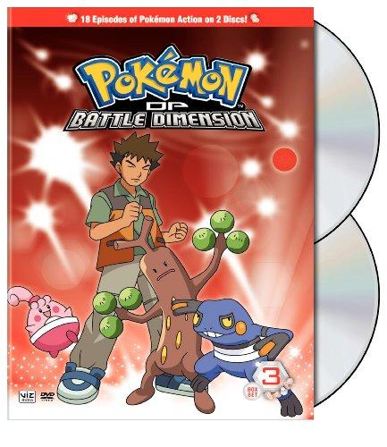 Pokemon: Diamond & Pearl Battle Dimension Box 3 [DVD] [Region 1] [US Import] [NTSC]