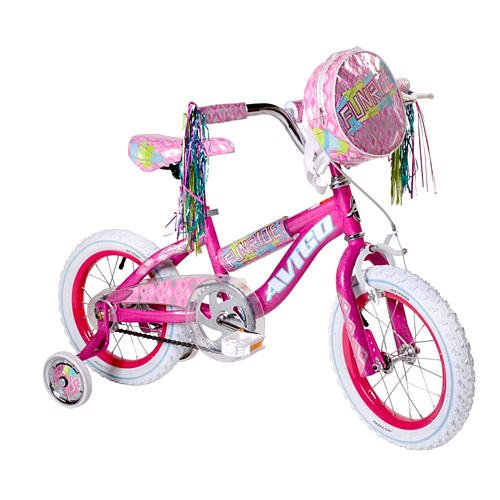 Avigo 14 inch Fun Ride Bike - Girls