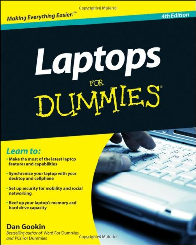 Laptops For Dummies by Dan Gookin - JESUSPECK.TK