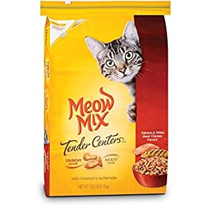 Meow Mix Tender Centers Flavor Dry Cat Food