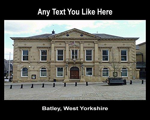 Batley, West Yorkshire, Tovaglietta, personalizzabile