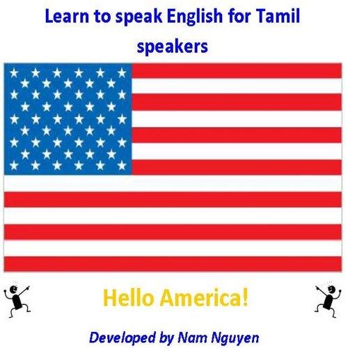 Nam Nguyen - Learn to Speak English for Tamil Speakers