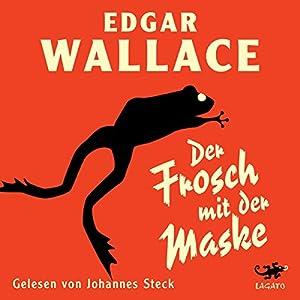 Der Frosch mit der Maske Hörbuch