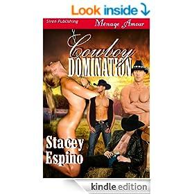 Cowboy Domination (Siren Publishing Menage Amour)