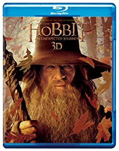 The Hobbit: An Unexpected Journey 3D [Blu-ray]