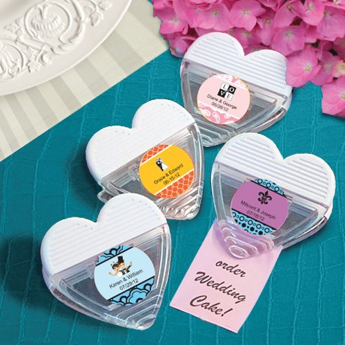 Mini Paint Can Mint Tin Wedding Favors, 40