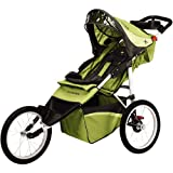 Schwinn - Arrow Jogging Stroller, Green