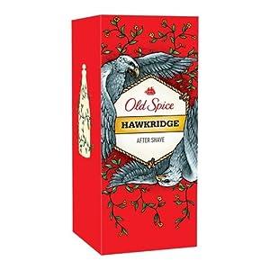 Old Spice After Shave Hawkridge, 1er Pack (1 x 100 ml)