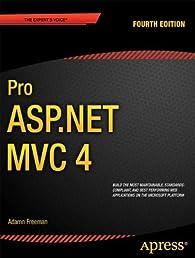 Pro ASP.NET MVC 4 (Professional Apress)