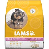 IAMS PROACTIVE HEALTH Smart Puppy Small and Toy Breed Dry Puppy Food 12.5 Pounds