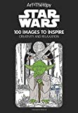 img - for Art of Coloring Star Wars: 100 Images to Inspire Creativity and Relaxation (Art Therapy) book / textbook / text book