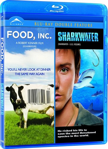 Food INC. / Sharkwater (Double Feature) (Blu-ray)