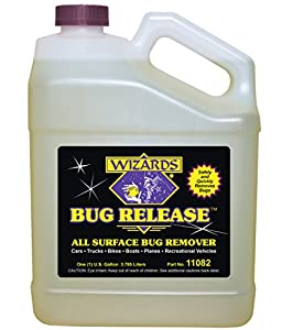 Wizards 11082 Bug Release All Surface Bug Remover - 1 Gallon