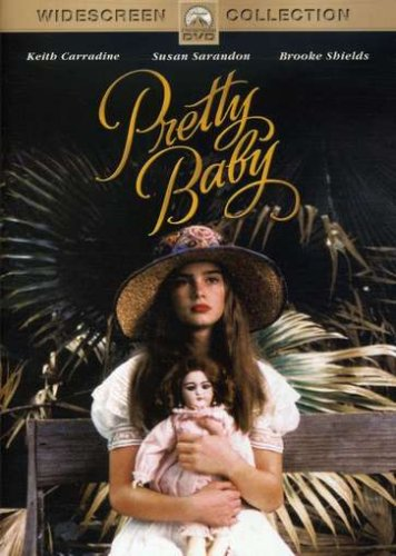 Pretty Baby [DVD] [1978] [Region 1] [US Import] [NTSC]