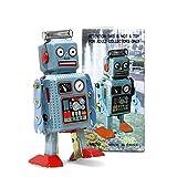 Fantastik - Robot muelle hojalata diseño vintage