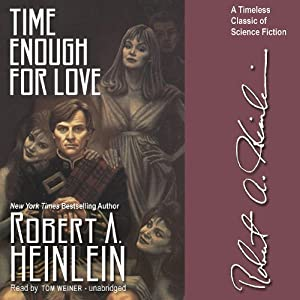 Time Enough for Love Audiobook