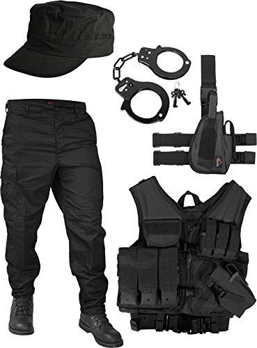 united-states-marine-corps-kostum-set-bestehend-aus-weste-hose-holster-handschellen-und-feldmutze-fa