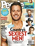 img - for People Magazine Country Special: Country's Sexiest Men (June 2014) book / textbook / text book