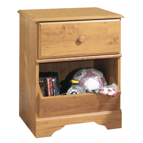 South Shore Furniture, Little Treasures Collection, Night Table, Country Pine