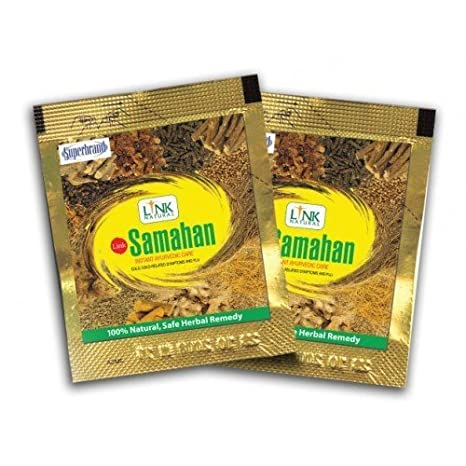 Samahan Tea x 100 Sachets at amazon