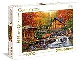 Clementoni - Puzzle de 3000 piezas, High Quality, dise�o Oto�o (335404)