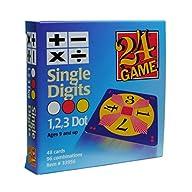 24 Game: 48 Card Deck, Single Digit c…
