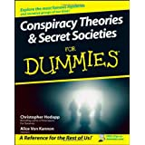 Conspiracy Theories and Secret Societies For Dummies ~ Christopher Hodapp