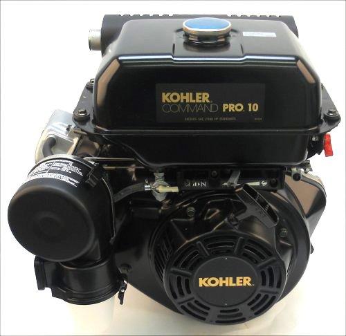 "Cs10T-931602 10Hp Cs Command Horizontal 1"" Shaft, Recoil Start, Low Oil Shutdown, Cyclone Filter Kohler Engine"
