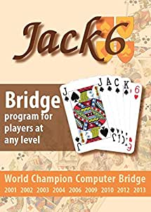Jack 6.0 Computer Bridge Software (PC-DVD)