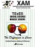 TEXES - Social Science 5 - 9 (XAM TEXES) (1581971060) by XAM