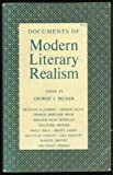 img - for Documents of Modern Literary Realism book / textbook / text book