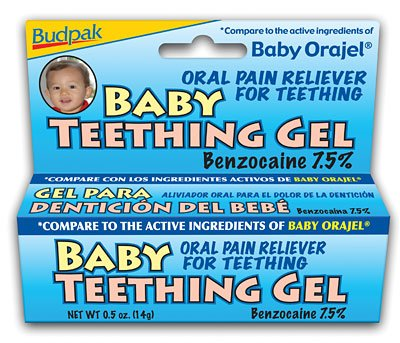 Teething Gel For Babies