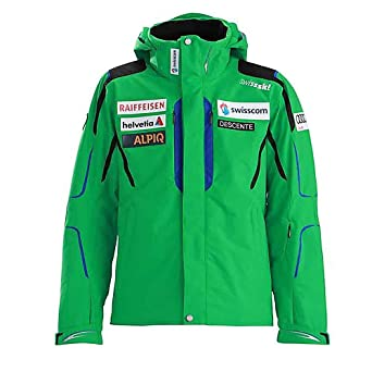 Buy Descente Swiss WC Patch Mens Insulated Ski Jacket by Descente