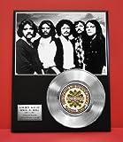 Eagles LTD Edition Platinum Record Display - Award Quality Plaque - Music Memorabilia -