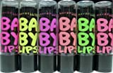 6x Maybelline Baby Lips / Limited Edition Baby Lips Electronic Moisturising Lip Balm / All Types from the USA