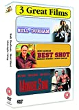 Bull Durham/Best Shot/Midnight Sting [DVD]