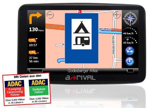 ARIVAL NAV-PNF50 Camping Navigationssystem inkl.