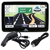"Peak PKC0PC 5"" GPS Navigation System"
