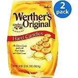 (Pack of 2) Werther's Original Gusset Bag, 34 oz