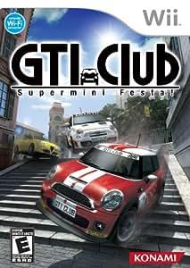Amazon.com: GTI Club Supermini Festa! - Nintendo Wii: Video Games