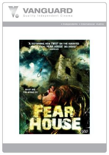 Cover art for  Fear House