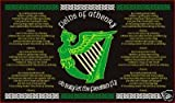 5Ft X 3Ft 5'X3' Flag Irish Athenry Ireland
