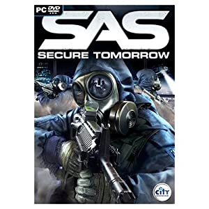 SAS Secure Tomorrow (輸入版)