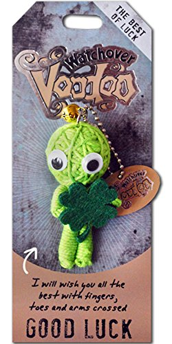 Watchover Voodoo Good Luck Voodoo Novelty - 1