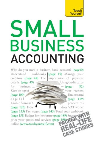 Small Business Accounting: The jargon-free guide to accounts, budgets and forecasts (TY Business Skills)